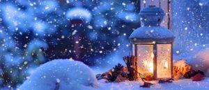 Glück Weihnachten