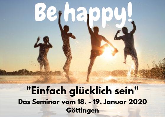 Seminar Glücklich